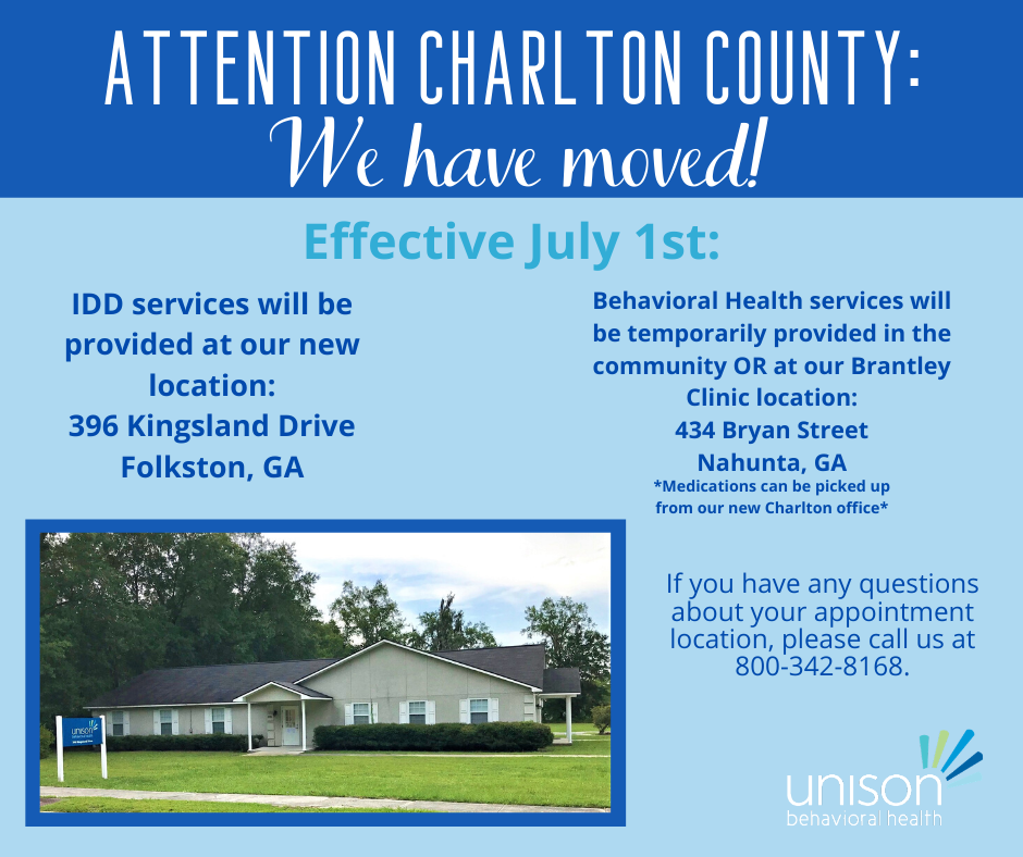 Attention Charlton County We have moved