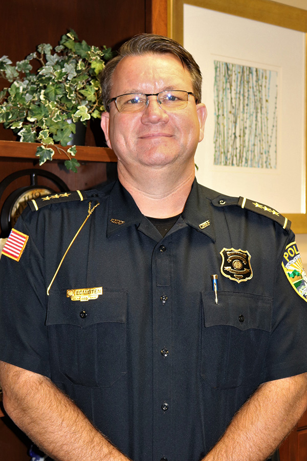 Chief Shane Edmisten